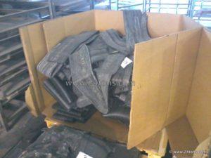 Uncured Butyl rubber sheets 1