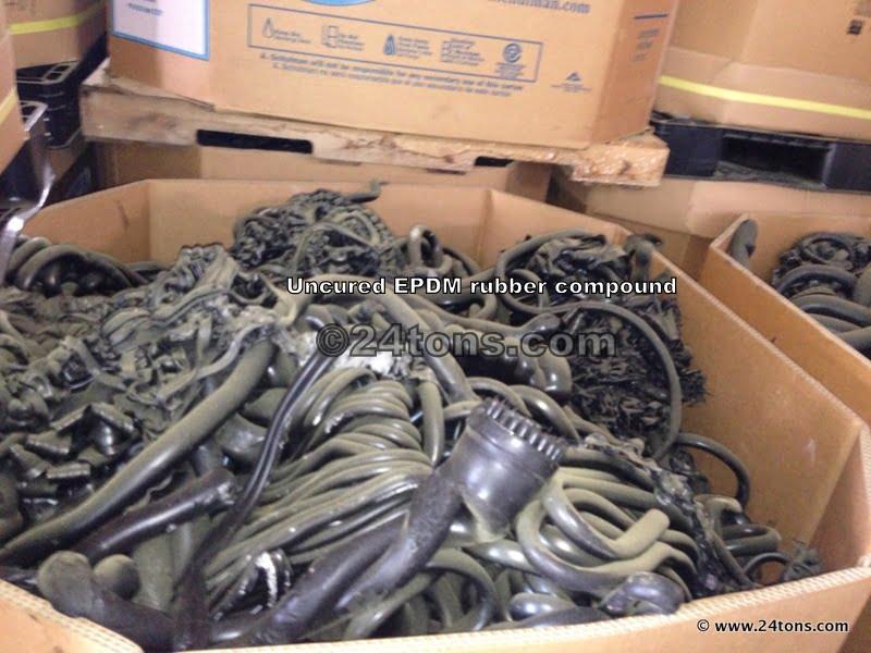 EPDM Scrap rubber compound