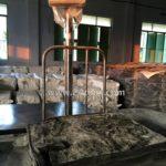 de-vulcanized uncured butyl