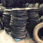 barrel drum base tire ring bundle