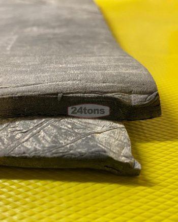 High Tensile whole tire de-vulcanuzed rubber