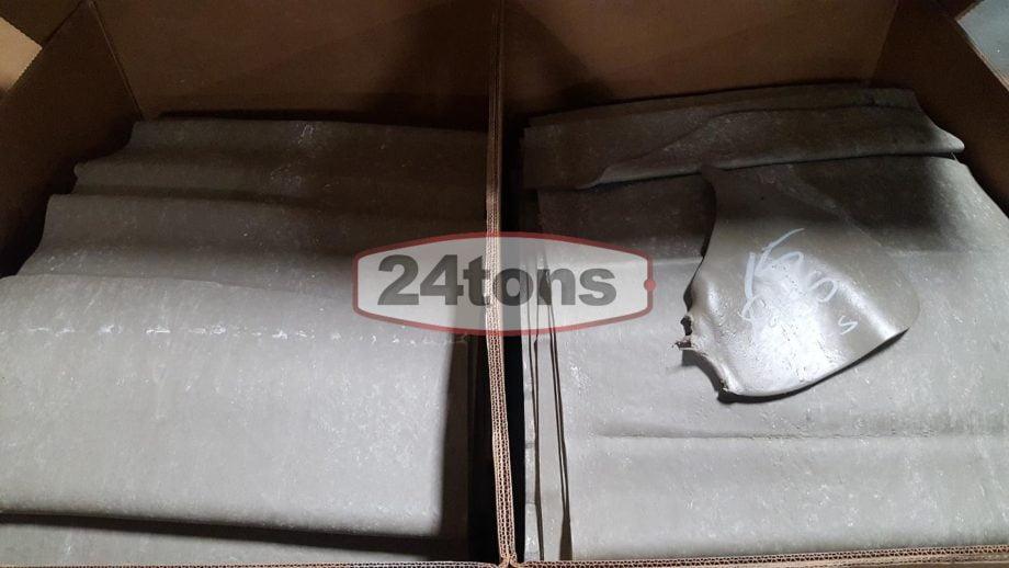 NBR Cleanout scrap rubber